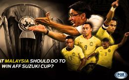 """Báo châu Á khuyên Malaysia tiếp tục chơi """"chặt chém"""" trước Việt Nam"""