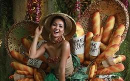 """Missosology chọn Top 10 trang phục dân tộc đẹp nhất, """"Bánh mì"""" của H'Hen Niê đứng vị trí nào?"""
