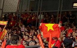 Vì sao nhiều cổ động viên Việt Nam không được vào sân Bukit Jalil?