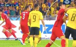 """HLV Malaysia bất ngờ chê Việt Nam """"đá xấu"""", cấm học trò trả đũa nếu bị khiêu khích"""