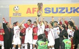 Dàn tuyển thủ vô địch AFF Cup 2008 được mời dự khán chung kết