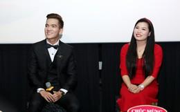 Cặp đôi Tuyệt đỉnh song ca Bùi Thúy - Hữu Tuấn gây ấn tượng với phim ca nhạc