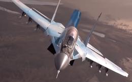 """Quân đội Nga công bố video về tiêm kích """"siêu phẩm"""" MiG-35"""