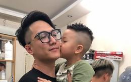 Tố Thu Quỳnh gây khó dễ trong việc gặp con, Chí Nhân đối xử với con trai thế nào sau khi ly hôn?