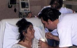 Không nỡ nhìn vợ sống đời thực vật, chồng đau đớn rút ống thở rồi chẳng ngờ với cảnh tượng trước mắt, đến đội ngũ y tế cũng sững sờ