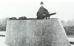 [ẢNH] 10 xe quân sự kỳ lạ trong Thế chiến thứ nhất