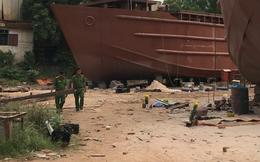 Kết quả điều tra ban đầu vụ nổ ở xưởng tàu khiến 3 người thương vong tại Sài Gòn