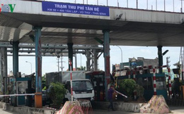 """Chuẩn bị """"khai tử"""" trạm BOT cầu Tân Đệ trên Quốc lộ 10"""