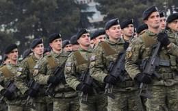 Kosovo thành lập Quân đội, làm gia tăng căng thẳng với Serbia