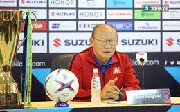 """Trước đại chiến, thầy Park đáp trả cáo buộc """"đá xấu"""", gây chấn thương cho cầu thủ Malaysia"""