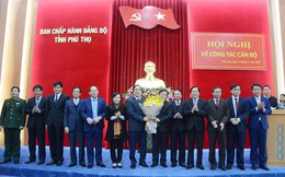 Tân Bí thư tỉnh ủy Phú Thọ là ai?