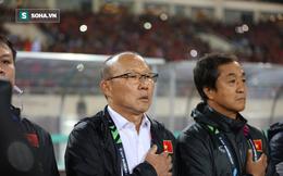 Mắt đỏ hoe vì xúc động, HLV Park Hang-seo nói điều làm hàng triệu CĐV phải nghẹn ngào