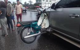 Hiện trường vụ tai nạn hy hữu khiến người ta không dám tin vào những gì nhìn thấy