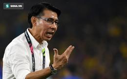 """HLV Tan Cheng Hoe liệu có """"bay ghế"""" sau trận thua Việt Nam?"""