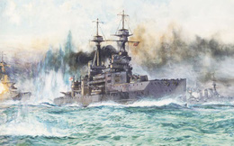 Trận hải chiến đẫm máu Anh - Đức: Cuộc đối đầu ác liệt của thiết giáp hạm