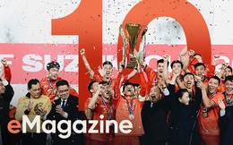 Chức vô địch AFF Cup 2018: Niềm hy vọng và điểm tựa cho giấc mơ World Cup của đội tuyển Việt Nam