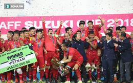 Vô địch AFF Cup 2018, Việt Nam tăng điểm trên BXH FIFA