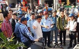 Tổ trưởng tổ trật đô thị bị nam công nhân đánh nhập viện khi đi kiểm tra ở Sài Gòn