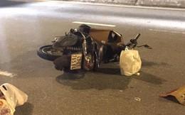 Đà Nẵng: Lốp xe máy phát nổ khi đang đi trên đường, cô gái trẻ tử vong tại chỗ