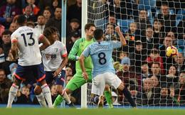 Vòng 14 Premier League: Man City 3-1 Bournemouth