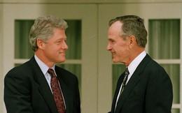 Thất bại cay đắng, lá thư để lại của TT Bush cha khiến đối thủ Clinton ấn tượng mãi về sau