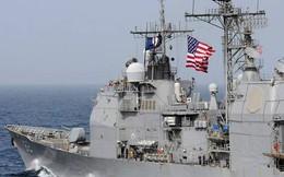 Trước giờ 2 ông Trump-Tập gặp nhau, quân đội TQ loan tin trục xuất chiến hạm Mỹ ở biển Đông