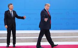Ông Trump để Tổng thống Argentina 'bơ vơ' trên sân khấu hội nghị G20