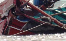 Chìm ghe trên biển Cần Giờ, 5 ngư dân được cứu sống