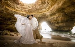 Nhiếp ảnh gia từng chụp Trấn Thành - Hari Won tung ảnh cưới thú vị chụp khắp Châu Âu