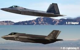 Máy bay thay thế F-22 và F-35 sẽ tiêu tốn của Mỹ bao nhiêu?