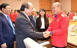 Thủ tướng trao Huân chương, Bằng khen cho HLV Park Hang Seo và đội tuyển Việt Nam