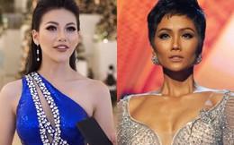 Hoa hậu Trái đất Phương Khánh bất ngờ chia sẻ nhiều điều về H'Hen Niê