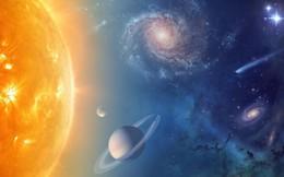 Vũ trụ chứa đầy… chất lỏng tối?