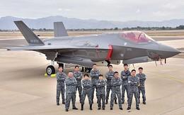 Nhật Bản chỉ đứng sau Mỹ về số lượng F-35