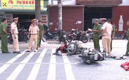 Đối đầu với xe máy do thanh niên điều khiển, người đàn ông 59 tuổi tử vong