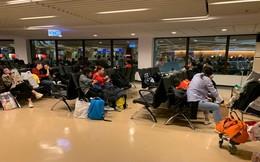 Máy bay Vietjet gặp sự cố kỹ thuật trong đêm phải hạ cánh khẩn xuống sân bay Đài Loan