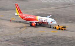 Máy bay Vietjet Air hạ nhầm xuống đường băng chưa khai thác ở sân bay Cam Ranh