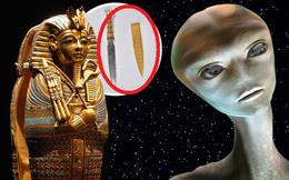 Tìm thấy vũ khí hơn 3.000 năm không gỉ sét ở lăng mộ: Nghi vấn của người ngoài hành tinh