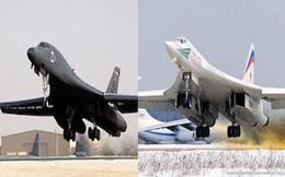 Mỹ giễu cợt Tu-160 là hiện vật bảo tàng, Bộ QP Nga vào cuộc, chứng minh B-1B kém xa