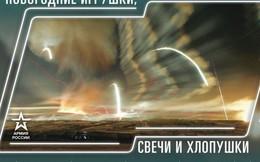 """Bộ QP Nga công bố """"Vũ khí bí mật của Kremlin"""": Đẹp nhưng có thể khiến người ta mất đầu!"""
