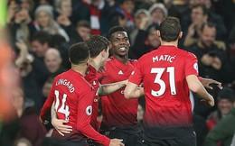 Man United tiếp tục thể hiện khí thế kinh người, giành đại thắng thứ 2 dưới thời Solskjaer