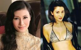 Hoa hậu đẹp nhất Hong Kong: Làm dâu tài phiệt nhưng lại có cái kết không may mắn