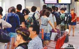 """Hãng Đài Loan: Toàn bộ 152 du khách Việt Nam """"biến mất tập thể"""" đã mua vé máy bay 1 chiều"""