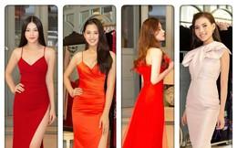 Hoa hậu Tiểu Vy, Phương Khánh, Midu quyến rũ trong trang phục của Lý Quí Khánh