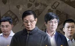 Vụ án đánh bạc nghìn tỷ: Khi anh hùng trong đấu tranh với tội phạm ra trước tòa!