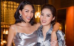 """Xôn xao thông tin Hoa hậu Kỳ Duyên bị tung bằng chứng """"hẹn hò"""" với nữ siêu mẫu nổi tiếng"""