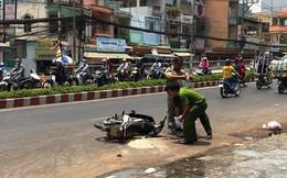 Cô gái bị tạt axít hỏng 2 mắt trên đường phố Sài Gòn