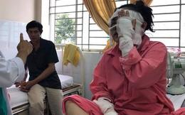 Cô gái bị tạt axit hỏng 2 mắt ở Sài Gòn hé lộ về thủ phạm, nghi vấn vợ bạn đứng sau
