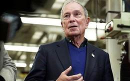Tỷ phú Bloomberg sẵn sàng chi hơn 100 triệu USD tranh cử Tổng thống Mỹ