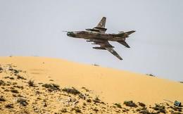 Nguyên nhân thực sự khiến tiêm kích Syria nằm im bất động khi Israel tấn công